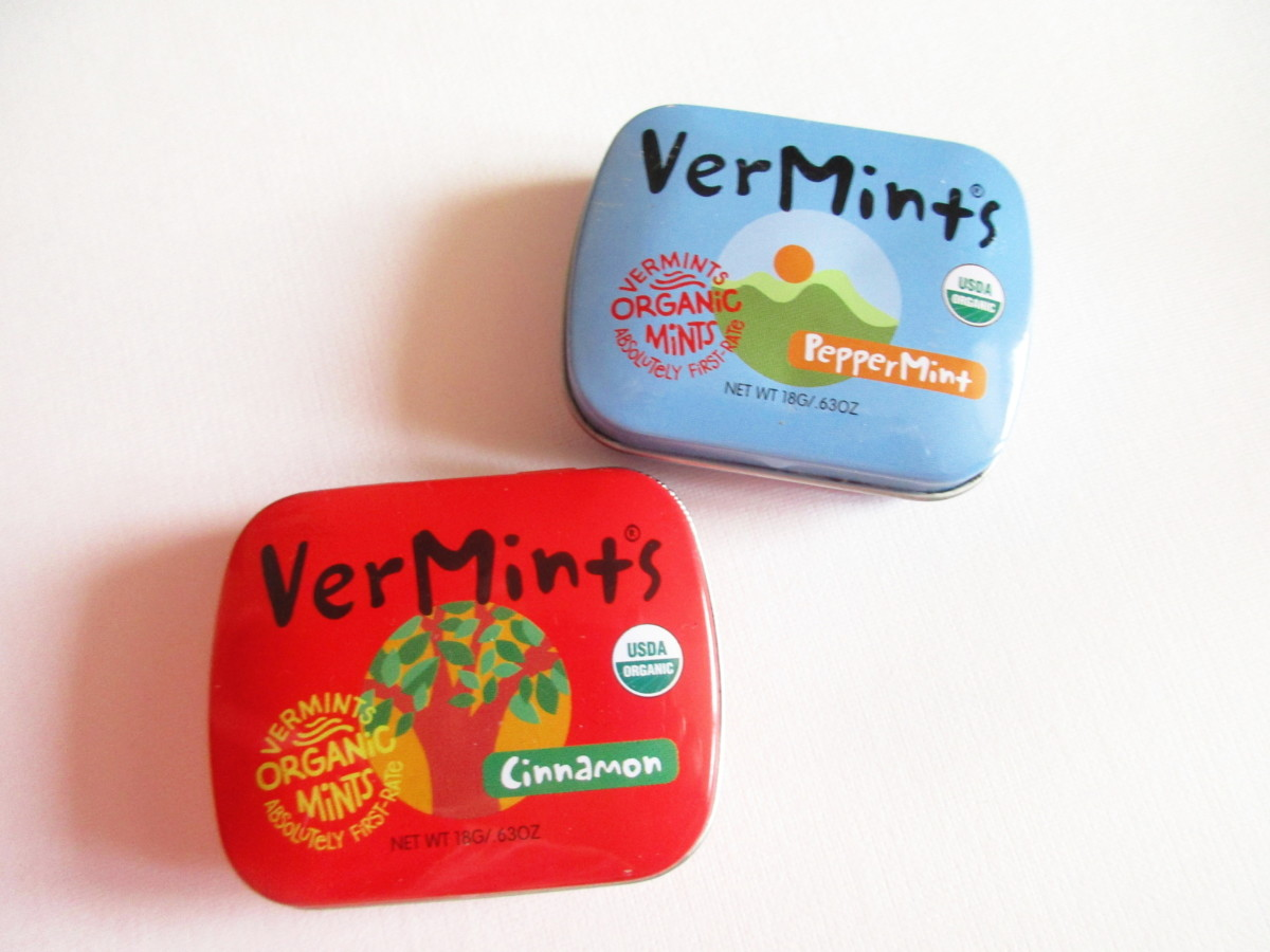 natural gift items VerMints