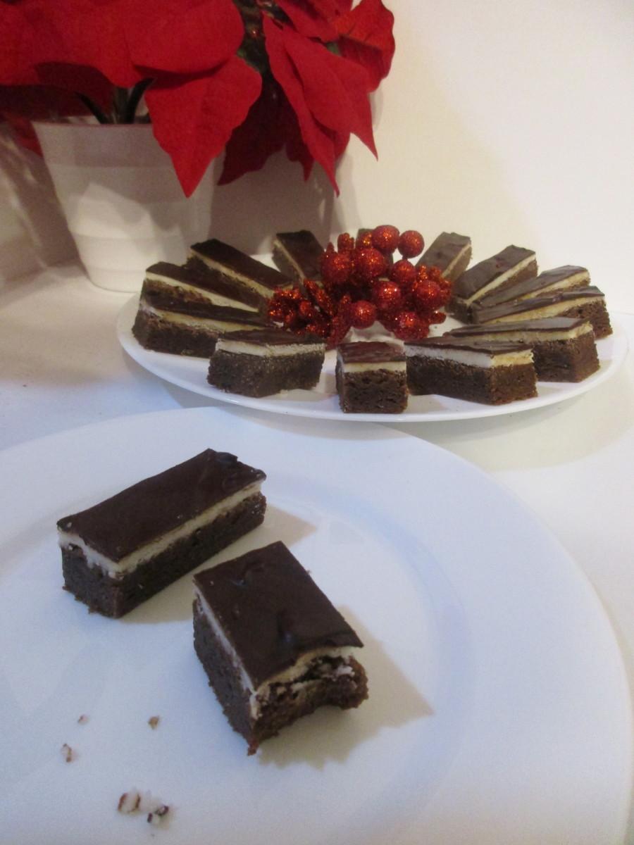 Exquisite Chocolate Mint Sticks