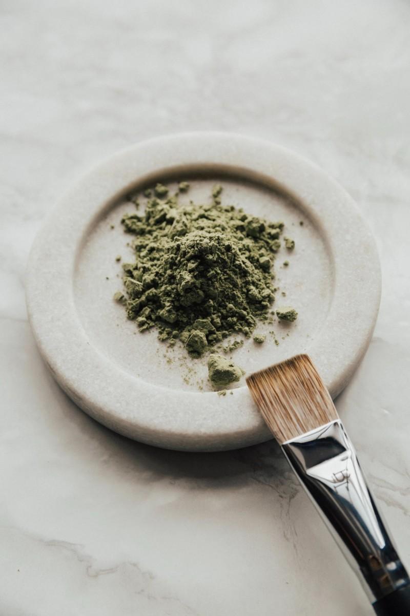 neem powder for ubtan facial treatment