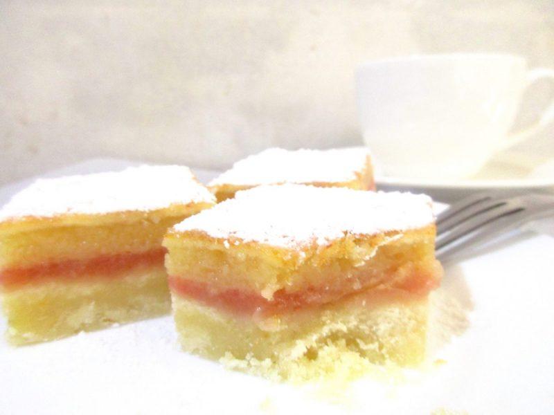 Strawberry Lemon Bars