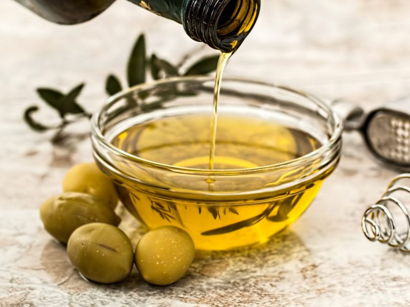 Olive Oil Anti-Aging Oils and Butters for Skin Care