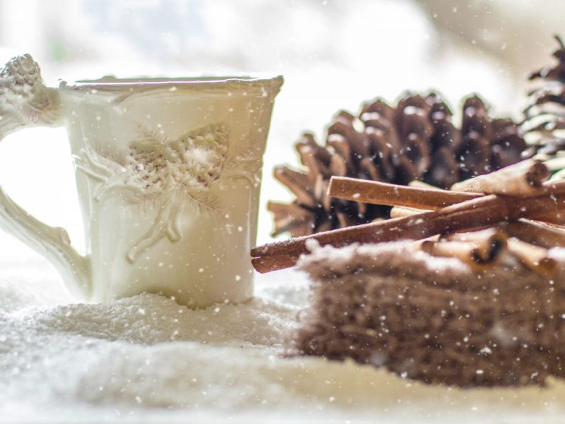 Magical Healing Herbs and Spices Of Winter